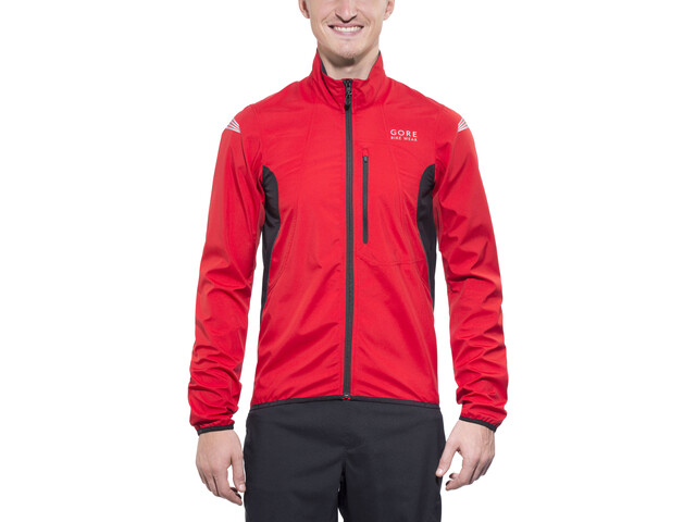 new collection latest hot sale online GORE BIKE WEAR Element WS AS Veste Homme, red